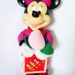 ตุ๊กตาดิสนีย์ตรุษจีน จาก McDonald - Minnie Mouse