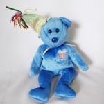 ตุ๊กตาหมียี่ห้อ ty-The Birthday Beanies Collection : September