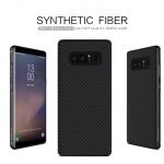 (144-005)เคสมือถือซัมซุง Case Samsung Galaxy Note8 เคสพรีเมี่ยม Nillkin คาร์บอนไฟเบอร์ + PP