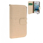 Case เคส Crocodile iPhone 5 (Khaki)