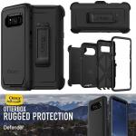 (517-016)เคสมือถือ Case Samsung S8 เคสกันกระแทกหน้าหลังสุดฮิตขายดี Otter
