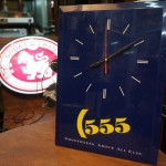 ป้ายนาฬิกาบุหรี่ตอง555 รหัส25457wc