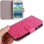 Case เคส Magic Girl Samsung Galaxy Grand Duos (i9082)(Magenta)