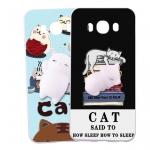 (616-023)เคสมือถือซัมซุง Case Samsung Galaxy J7(2016) เคสตัวนุ่มนิ่ม บี้ๆน่ารักๆ Trending Squishy 3D Destress