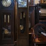 นาฬิกาตั้งพื้น ยี่ห้อศรไขว้ 2ถ่วง ตีพิเศษ(ตีเพลงwestminter) จัดเป็นนาฬิกาแปลก หายาก รหัส9860wt