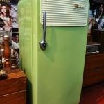 ตู้เย็นโบราณ ยี่ห้อ fiat สภาพสมบูรณ์ เย็นจัด เย็นเร็ว  รหัส21357rf