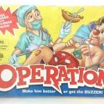เกมผ่าตัด Operation Hasbro 2013