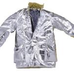 เสื้อผจญเพลิง อลูมิไนท์ เคฟล่า ( ALUMINZE or Kevlar COAT )
