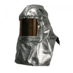 ชุดคลุมศีรษะ พร้อมหมวก และกระบังป้องกันความร้อน สำหรับผจญเพลิง รุ่น KH-03 (FIRE PROTECTION HEAD GUARD)