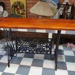 โต๊ะขาจักร รหัส291158ts1