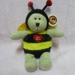 ตุ๊กตาหมี STARBUCKS BEARISTA(ใส่ชุดผึ้ง)