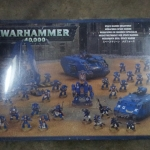 Space Marine Megaforce