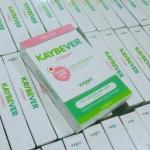 KAYBEVER Collagen เคย์บีเวอร์ คอลลาเจน บรรจุ 30เม็ด