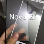 (674-004)ฟิล์ม Nova 2i/Mate10Lite กระจกนิรภัย 9H กันรอยขูดขีด