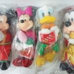 ชุดตุ๊กตาดิสนีย์ตรุษจีน จาก McDonald