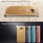 Genuine Samsung Glitter Cover Case For Galaxy Note 5