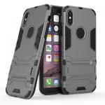 (พร้อมส่ง)เคสมือถือไอโฟน Case iPhone X เคสกันกระแทกสไตล์ IronMan