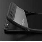(641-001)เคสมือถือ Case OPPO R9s เคสนิ่มแจ็คเก็ตพื้นยอดฮิต