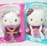 ตุ๊กตา Hello Kitty-King&Queen France