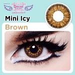 icy brown
