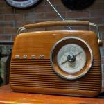 วิทยุทรานซิสเตอร์bush Great Britain (UK)รหัส41158sr