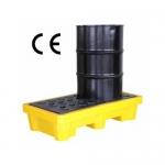 แผ่นรองรับถังสารเคมี ( Chemical Spill Prevention and Control )