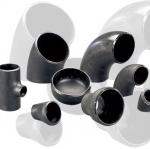อุปกรณ์สตีมดำ แบบเชื่อมมีตะเข็บ SCH. 40