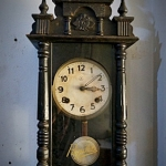นาฬิกาม้าญี่ปุ่น รหัส61260jc