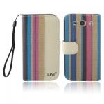 Case LiYi Striped Samsung Galaxy S 3 III