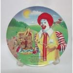 จาน McDonald The McNugget Band พร้อมขาตั้ง