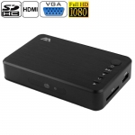 Mini Full HD 1080P Media Player (MP023)