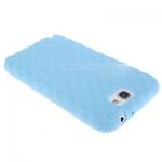 เคส 3D Square TPU Case Note2 (Baby Blue)