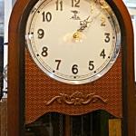 นาฬิกาตั้งพื้นเยอรมันmauthe หัวโค้ง รหัส9257fc