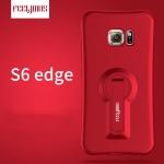 (606-001)เคสมือถือซัมซุง Case Samsung S6 Edge เคสนิ่มคลุมเครื่องทรงแฟชั่นพร้อมขาตั้งในตัว