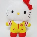 ตุ๊กตา Ronald McDonald x Hello Kitty