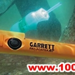 ปากกาตรวจโลหะของแท้ Garrett Pro Pointer AT Metal Detector Waterproof with Woven Belt Holster and Utility Belt