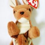 ตุ๊กตา ty Beanie Original Baby - Pouch