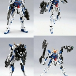 MG 1/100 ZGMF - X2D Gundam Astray Out Frame D [Momoko]