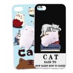 (616-027)เคสมือถือไอโฟน Case iPhone7 Plus/iPhone8 Plus เคสตัวนุ่มนิ่ม บี้ๆน่ารักๆ Trending Squishy 3D Destress