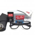 แว่นสายตา Rayban RB 4165 Justin 601/71 54-16 <ดำด้าน>