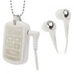 JABRA BT3030 Stereo Bluetooth Headset (White)