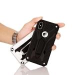 (002-220)เคสมือถือไอโฟน Case iPhone X เคสนิ่มเกราะพลาสติกกันกระแทกแนวไฮเทค
