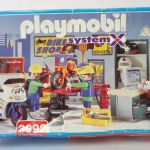 Playmobil System X - Bike Shop