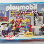 Playmobil System X - Bike Shop