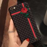 (617-006)เคสมือถือไอโฟน Case iPhone 6Plus/6S Plus เคสนิ่มแฟชั่นสไตล์ยุโรปอเมริกา