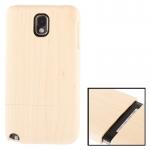 Detachable Cherry Wood Material Case เคส Samsung Galaxy Note 3 (III) / N9000 ซัมซุง กาแล็คซี่ โน๊ต 3