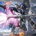Gundam Ground Type S (Gundam Thunderbolt Ver.) (HG)