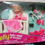 ตุ๊กตา Kelly-Baby sister of Barbie