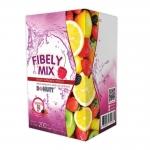 Donutt Fibely Mix โดนัท ไฟบิลี่ มิกซ์ บรรจุ 10 ซอง