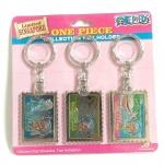 พวงกุญแจเหล็ก One Piece Collection Holder Limited Singapore